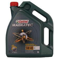 Castrol MAGNATEC 5W-40 C3 5 LITRI
