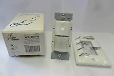 New WattStopper WS-200-W 60Hz Passive Infrared Automatic White Wall Switch NIB