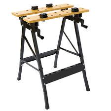 Arebos Werkbank 100kg klappbar Spanntisch Arbeitstisch Arbeitstisch Werktisch