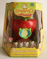 Very Rare 2005 Hamtaro Strawberry House Luna Park Playset European New Misb !