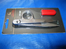 TOURO T789N     ALL METAL BALL BEARING THREAD NIPPER SCISSOR