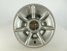 "Club Car Original Golf Cart Wheel Cover Hub Cap 8"" inch Silver - Sold by Each"