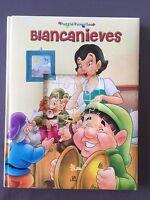 BLANCANIEVES - LIBRO Y PUZZLE - Puzzle Favoritos LIBSA