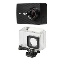 Xiaomi Yi 4K+ plus 2017 Action Camera 60fps +Generic Waterproof Case (Eng) Black