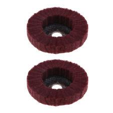 2pcs disque à lamelles de polissage abrasif pour tampon de polissage