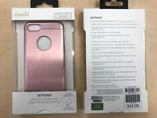 Moshi iGLAZE Armor Case for iPhone 7 8  4.7 inch Pink Rose Gold
