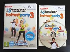 DANCE REVOLUTION: HOTTEST PARTY 3-Wii/Wii U-Balance board compatibile