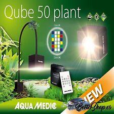 PANTALLA DE LUZ LED PARA ACUARIO Qube50 Plant PANTALLAS ACUARIO ILUMINACION LED