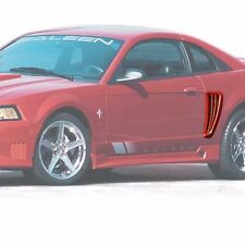 Vicrez Ford Mustang 1999-2004 Sallen Style Polyurethane Side louvers Scoops
