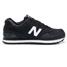 New Balance 574 Men´s Lifestyle Sneaker Sport Shoes Trainers black ML574SKF WOW