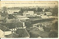 CPA 71- Paray-le-Monial - Jardin de la visitation
