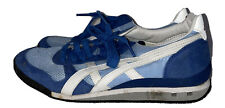 Asics Onitsuka Tiger Ultimate 1981 Womens Athletic Shoes Size 8 HN567 Blue