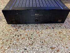 Denon Precision Audio Component Dual Power Amplifier POA-5200