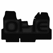 Classic Tailored Rubber Mat Set - Ford Transit (2006-2010)