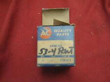 NOS 1953 1954 Pontiac Ammeter Gauge 1501357 in Clean Crisp Original Box