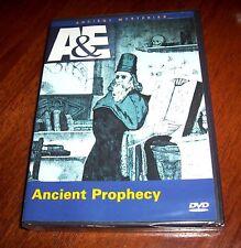 ANCIENT PROPHECY Prophetic History Prophet History Prophets A&E DVD NEW!