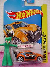 Case K 2014 i Hot Wheels FAST 4WD #110  ~ Orange; 29;White 10sp~Off-Road~New