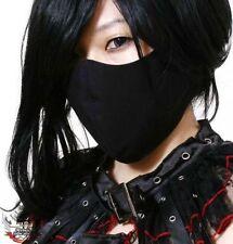 PUNK Gothic Rave Visual Kei 2/3 Face Veil Guard 3D MASK