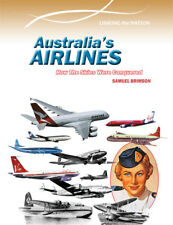 AUSTRALIA'S AIRLINES - BY SAMUEL BRIMSON BOOK HISTORY AVIATION - 9780864271044