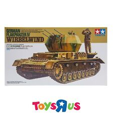 Tamiya 35233 1/35 German Flakpanzer IV Wirbelwind Model Kit