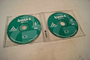 2004 Switched On Schoolhouse Spanish II - Disc A & B
