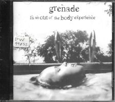 Grenade - Is An Out of Body Experience (CD) NEW & SEALED! OOP HTF RARE!