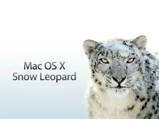 ⏩ Mac OSX OS X 10.6 Snow Leopard Installer - Instant Delivery Download for USB