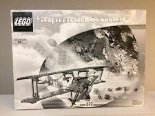 LEGO 3451 Black & White Box Sopwith Camel Airplane New Sealed In Box, Very Rare