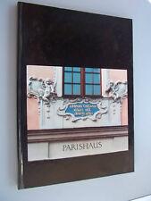 Buch Das Parishaus in Memmingen, Geschichte seiner Sanierung 1983, Unold Max