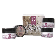 ORGANIC NAILS BRIDE COLLECTION (kit con 8 frascos de 4g ea frasco)