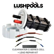 Clearwater C200 /270 Generic Salt Cell QC270 & 1/2 Half LEAD Replacement Kit