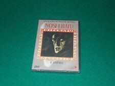 Nosferatu dvd Regia di Friedrich Wilhelm Murnau
