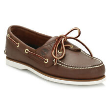 NEW Mens Timberland Classic Boat Shoe - Brown Leather, Men Size 11.5  $95