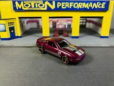 Hot Wheels FTE 2009 '07 Ford Shelby GT500 Plum MINT Free Shipping!