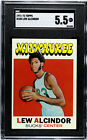 1971-72 Topps Basketball Cards 25