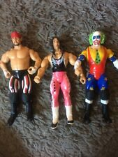 Wwf Wwe Wrestling Jakks Figures Bundle Series