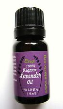 Organic Lavender Essential Oil 10 ml in Sealed Bottle