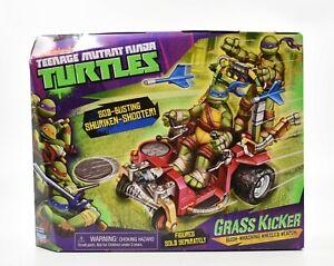 Nickelodeon Teenage Mutant Ninja Turtles - Grass Kicker Action Figure Vehicle