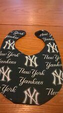 New York Yankees Handmade Baby Bib