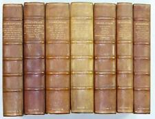 Works of William Shakespeare 7 vols,Nonesuch Press 1929-1933 VG 1/1600