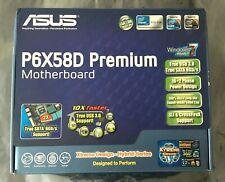 ASUS P6X58D PREMIUM  SOCKET 1366 MOTHERBOARD
