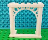 1 Lego White Altar Wedding Party Anniversary Celebration Display Minifigure Gear