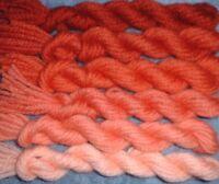 Paternayan Wool 3ply Persian Yarn Needlepoint Crewel 860 Copper Assortment