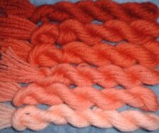 Paternayan Wool 3ply Persian Yarn Needlepoint Crewel 860 Copper Assortment