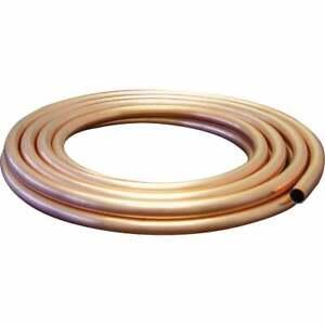 Mueller Streamline 1/4 In. ID x 10 Ft. Soft Coil Copper Tubing LSC2010P