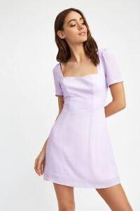 KOOKAI LILAC VENICE BEACH DRESS LILAC Size 34 BNWT RRP $180