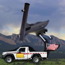 Rv Trailer Hitch Receiver Flagpole Mount Holder Truck Car Camper Flag Pole Ho-ld