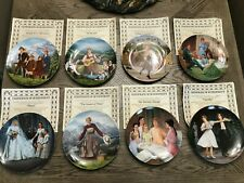 Edwin Knowles The Sound Of Music Collectible Plates Entire 8 Piece Collection  00006000
