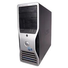 Dell T3400 Workstation CORE2DUO 2.66GHZ 4.0 RAM nVidia Win 7/XP