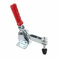Utoolmart Toggle Clamp Cs 12265 Vertical Quick Release Hand Tool 340kg 749lbs